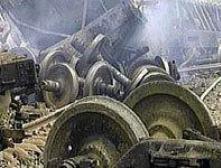 В аварии под Воронежем виноват машинист пассажирского поезда
