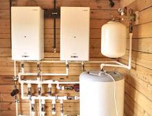 Котлы для отопления частного дома в Нижнем Новгороде