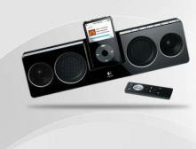 Новая акустика Logitech Pure-Fi Anywhere для iPod