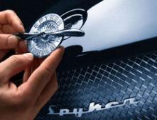 Spyker готовит нового флагмана