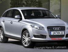 Audi Q5: Появились первые фото Audi Q5