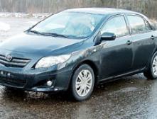 Почему будут угонять новую Toyota Corolla
