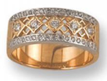 Свадьба: Как подобрать кольцо для избранницы