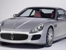 Maserati: готовит новое спорт-купе Mistral