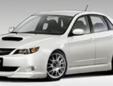 Subaru готовит самую «заряженную» Impreza