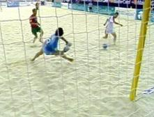 Россия борется за право проведения Кубка мира по пляжному футболу
