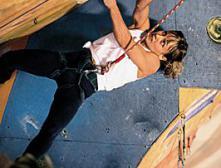 Скалолазы хотят выступить на Олимпиаде 2014 года в Сочи