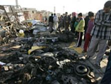 В Ираке в серии терактов погибло около 250 человек