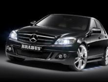 Mercedes Brabus переделал С-класс