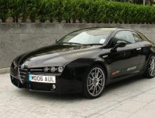 Alfa Romeo Brera: очей разочарование