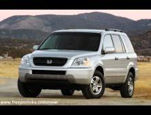 Honda Pilot стала самой безопасной из недорогих авто