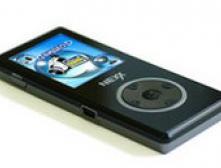 Nexx NF-810 – компактный плеер с поддержкой воспроизведения видео