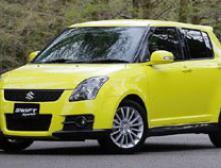 Suzuki показал обновленный Swift