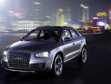 Audi показала прототип нового внедорожника