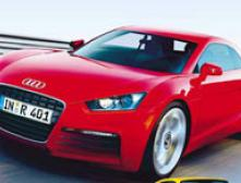 Audi:  Audi готовит модель R4