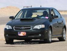 Subaru: Subaru готовит модель WRX