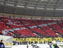 Во время матча Спартак-Зенит будут усилены меры безопасности