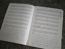 Студент и музыкальная грамота.