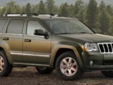 Обновление Jeep Grand Cherokee