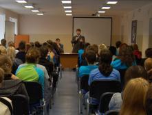 Санкт-Петербург: лагерь лидеров студенческого самоуправления.
