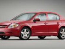 General Motors готовит к выпуску седан Chevrolet Cobalt SS