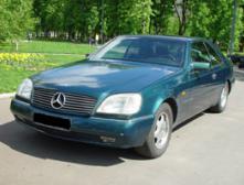 Mercedes CL (1992-1999 года). Покупать или нет?