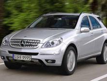 Mercedes готовит еще один внедорожник