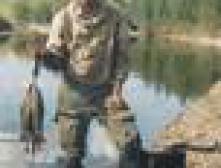 На озере Бойковское проводятся международные соревнования по ловле карпа