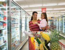 Какие бывают холодильные морозильные шкафы