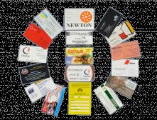 Как печатают визитки? Всё то вам нужно знать о технологии