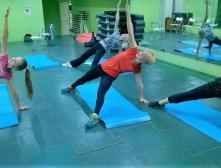 фитнес тренера