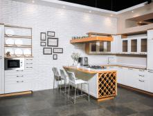 Мебель на заказ кухни сейчас от компании Cappuccino