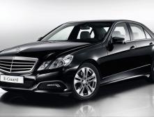 Mercedes-Benz E-класса получит внедорожную версию