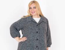 Модные и практичные пальто для полных женщин Артесса