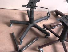 Ремонт офисного кресла своими руками - видео