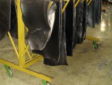 Сырые резиновые смеси разного назначения от компании АнДаКор