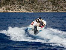Выбор лодки, мотора с приборами контроля для рыбалки